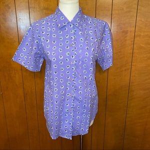 Vtg women's cabin creek shirt sz S
